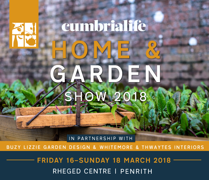 Cumbria Home and Garden Show Banner Image